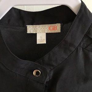 Tops - Black button down blouse